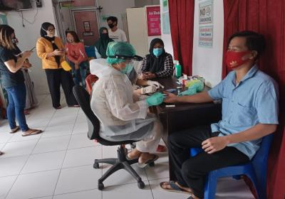 9 PKD 'Enggan' Rapid Test