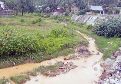 Sungai Buyat dan Paret Tercemar Fecal Coliform
