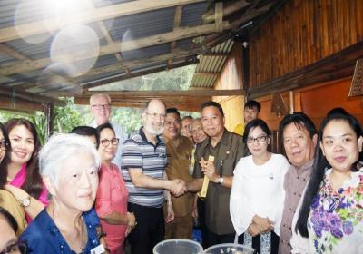 The Uniting Church Australia Kagumi Tomohon, Walikota JFE Berikan Apresiasi