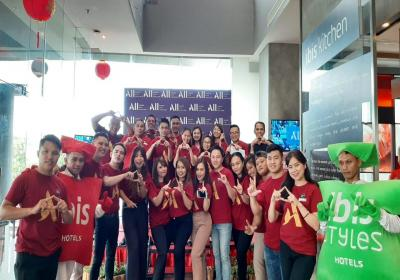 FestivALL Ibis Manado City Center Boulevard Meriah