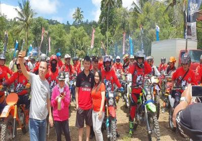 Semarak Karunia Touliang Trail Adventure 2019, HAG Community Utus 100 Crosser