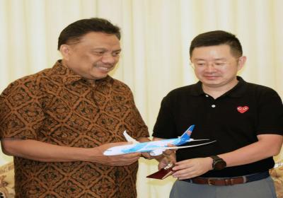 'Chines Southern Airlines' Bakal Mendarat di Sulut